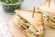 Sandwich/Panini/Bruschetta