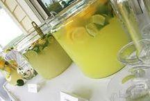 Lime me! {Citrus Inspiration} / Citrus color schemes and details for your wedding