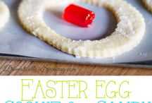 Easter food and fun / Easter