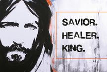 Jesus stuff / by Judy Phelps