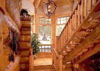 J'aime ces maisons / Eléments naturels, solides, chaleureuses.... tout ce qui donne envie de se poser en famille avec les bonnes odeurs de cuisines faites maison !