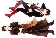 Rin & Yukio / Rin & Yukio