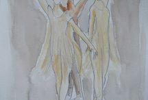 My paintings / autor Lucyna Kuling