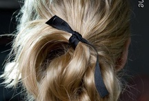 Hairstyle Inspiration / by Lorriane Mounger