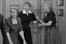 Outfits of I Love Lucy