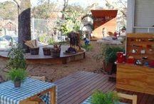Outdoor area - CEC