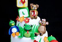 cake first birthaday