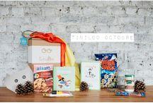 Octobre 2015 - Box créative KIDS
