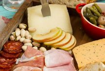 Ploughman's lunch / It's a bit retro but so full of flavour - worth exploring with new flavours and quality ingredients.