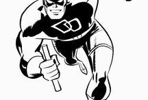 Great comics - Bruce Tim