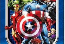 Cartes Anniversaire The Avengers / Cartes Anniversaire The Avengers à retrouver sur notre site http://lacarteriedeflavie.com/Cartes-Marvel-The-Avengers-anniversaire-fete