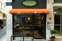στέκια φαγητού στην Αθήνα