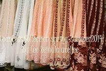 My favorite designer :) / Romantic dresses by Lee Reinula