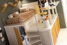 Flynns bedroom