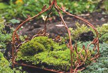 Feengärten - Fairy gardens