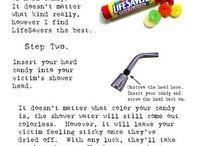 Amazing pranks