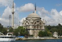 Isztambul Dolmabache palota