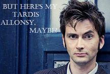 Doctor Who <3 / by Kayla Walton