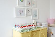 Baby Decorating Ideas / by Holly Howard