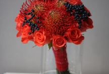 Bridal Bouquets. Thematic Weddings / Bridal bouquets for thematic wedding.