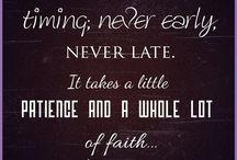 Inspiring/Uplifting Quotes