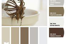 Paint Colors / New house ideas