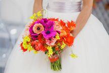 Wedding Flowers / Bridal bouquets, wedding party bouquets/boutonnieres & decorative flowers
