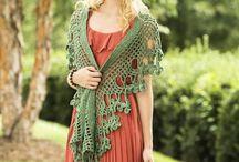 knitting κασκωλ
