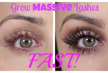 """Learn How To Grow Long And Thick Eyelashes Fast / """"How To Grow Massive Eyelashes Fast"""" video scenes! Click through and watch the video on YouTube, if you'd like to learn how to grow longer and thicker eyelashes naturally. http://www.youtube.com/watch?v=yxsTvroyU7A"""