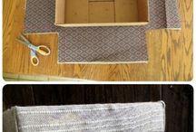 kartong lådan