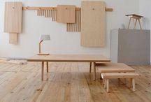 kollabierende Sachen / #collapsibles #furniture #design #mechanics