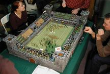 Boardgaming tables