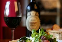 Food n' Wine / Food and wine paring tips in visual image and recipes!