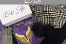 Subscriptions / L.V.Kiki is a subscription-based accessory company that sends their subscribers a box of 4-6 surprise seasonal accessories each month for only $19 + free shipping. Every box will contain an assortment of fashionable and stylish accessories and lifestyle products to complement your look!