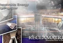 Programs - Bureau of Reclamation / Just a few of the many programs of the Bureau of Reclamation