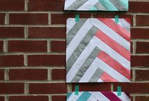 Quilting Bee Block Inspiration / by Jessica Feddema