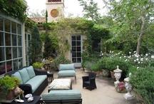 Court yard garden ideas
