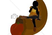 ThanksGiving / Royalty Free Illustrations for commercial use