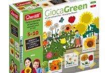 Quercetti Green