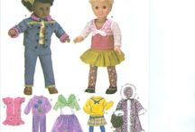 AG Doll Clothes Patterns