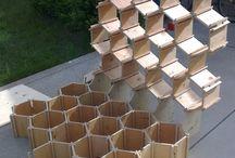 strukturalne sciany targi