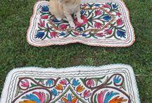 felt rugs and mats