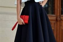 Skirt is always a good idea