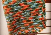 Crochet made in home / Creaciones a crochet hechas por mi