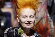 Vivienne Westwood / If she can do it, so can I
