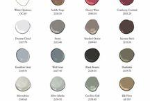 Dresser colours