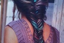 Hair Hair Hair Nails Nails Nails / by Montana Lewis