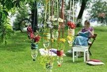 jardineras colgantes