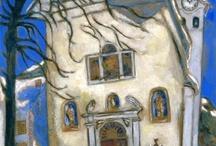 Chagall / Storia dell'Arte Pittura Marc Chagall  1887-1985