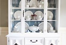 China cabinet display